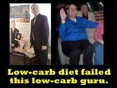 low carb diet doctor before, after and after the diet failed photo