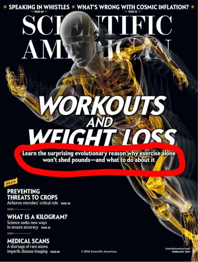Scientific American -Exercise