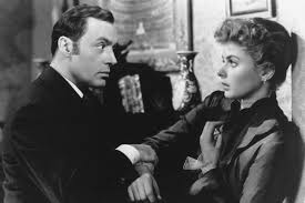 gaslighting- the 1940's movie that gave rise to the psychological term of manipulation with Ingrid Bergman