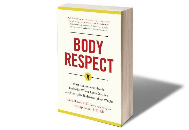 Body Respect book cover by Lindo Bacon