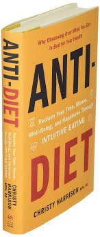 Book Cover of Anti-Diet by Christy Harrison