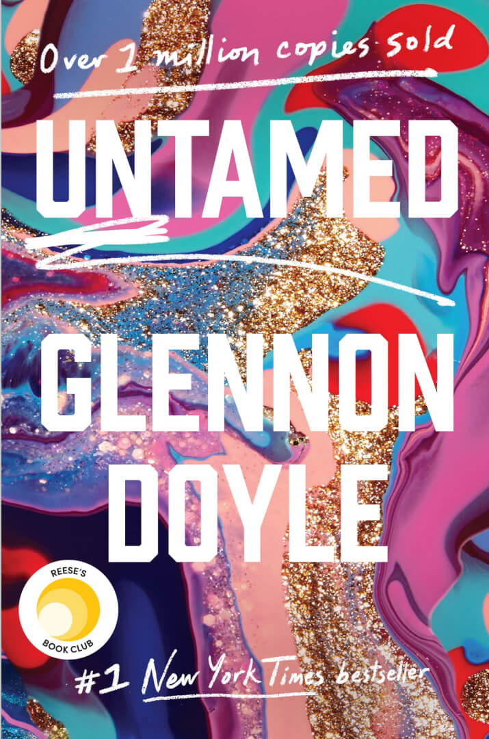 Book Cover Untamed by Glennon Doyle